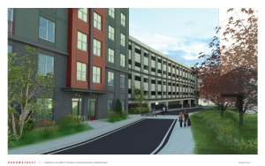 180R Cambridge Park Dr. rendering