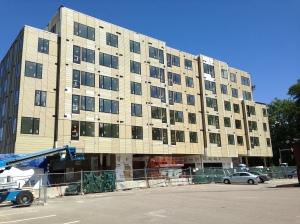 Wheeler St & Concord Ave development