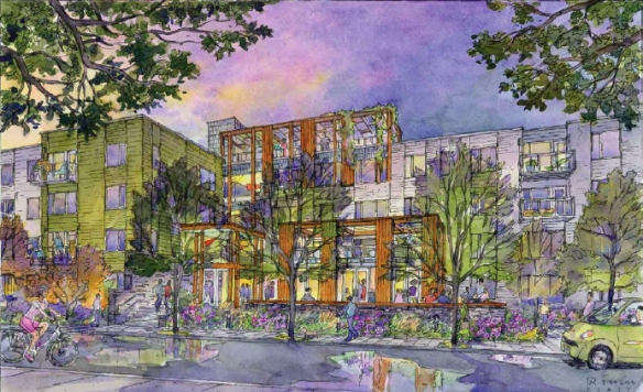 75 New Street rendering